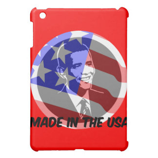 Obama made in the USA iPad Mini Cover