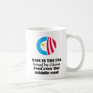 Obama Made in the USA Mugs