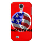 Obama made in the USA Samsung Galaxy S4 Covers