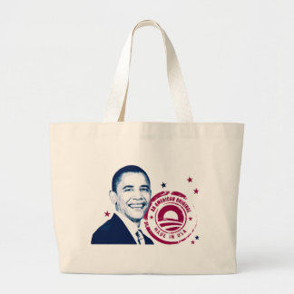 Obama - Made In USA Tote Bags