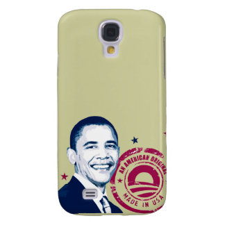 Obama - Made In USA Samsung Galaxy S4 Cover