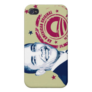 Obama - Made In USA iPhone 4 Cover
