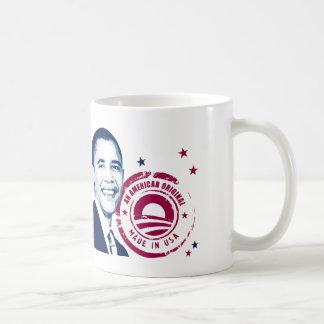 Obama - Made In USA Classic White Coffee Mug