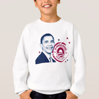 Obama - Made In USA Sweatshirt