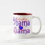 Obama Mama3 personaliza la taza conocida