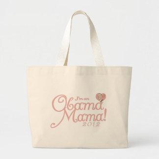 Obama Mama 2012 Gear Canvas Bags