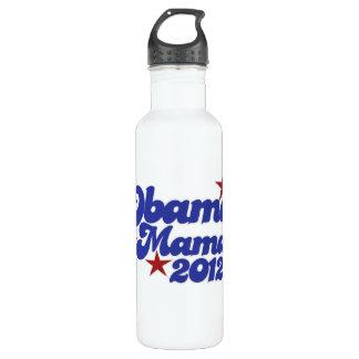 Obama Mama 2012 Water Bottle