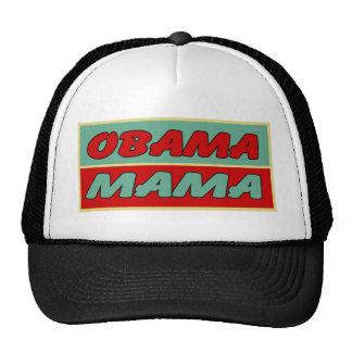 obama mama 3 trucker hat