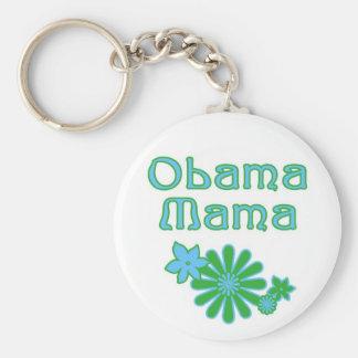 Obama Mama Keychain