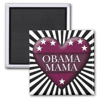 obama mama fridge magnets