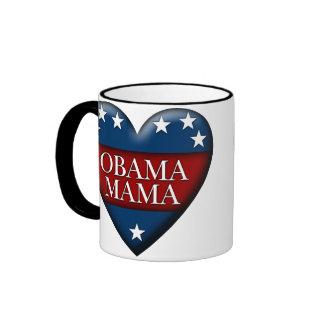 obama mama coffee mug
