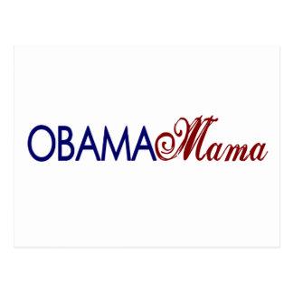 Obama Mama Post Cards