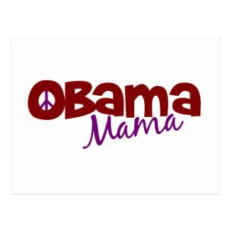 Obama Mama Postcard