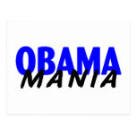 Obama Mania Post Cards