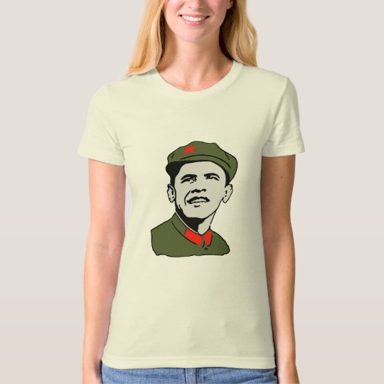 Obama Mao Women's T-Shirt