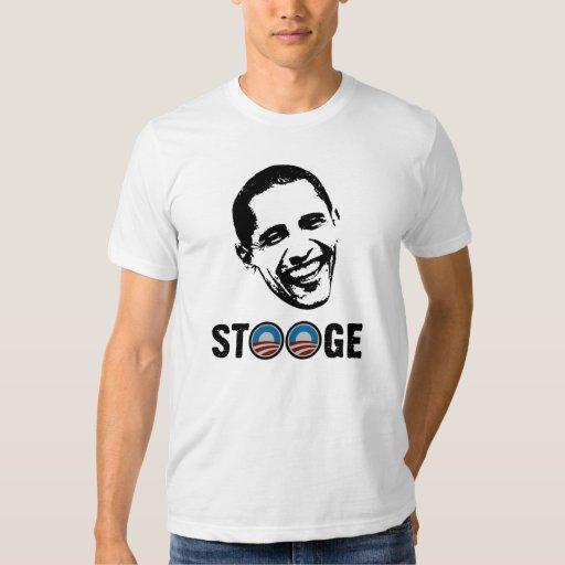 Obama = marioneta playeras