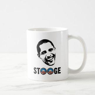 Obama = marioneta taza de café