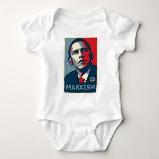 Obama Marxism Baby Bodysuit