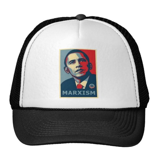 Obama Marxism Trucker Hat