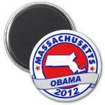 Obama - Massachusetts Iman De Frigorífico