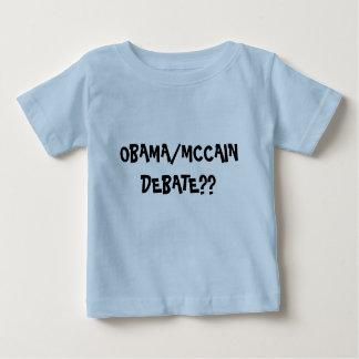 Obama / McCain Debate Baby T-Shirt