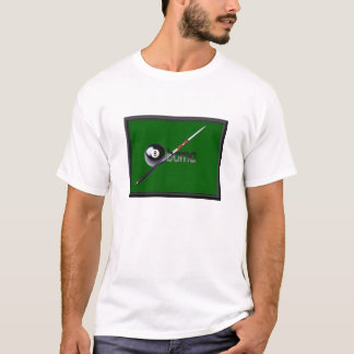 Obama/McCain Eight Ball T-Shirt