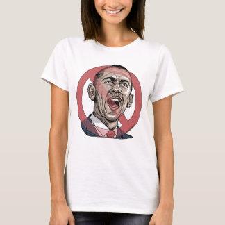Obama me asusta camisetas y engranaje