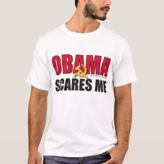 Obama me asusta playera