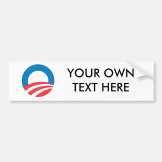 Obama Merchandise Bumper Sticker