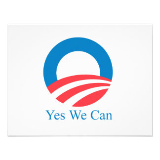 Obama Merchandise Personalized Announcements