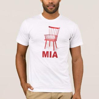Obama MIA - Clint Eastwood - Empty Chair T-Shirt