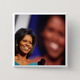 Obama-Michelle Button