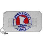 Obama - Minnesota Mp3 Altavoces