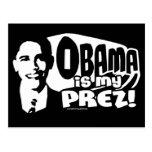 Obama mis postales de Prez