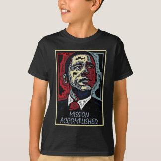 Obama Mission Accomplished 5 T-Shirt