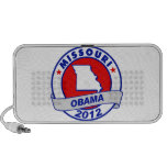 Obama - Missouri Laptop Speakers