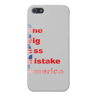 Obama mistake 2 Faded png Covers For iPhone 5