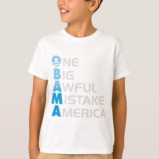 obama mistake T-Shirt