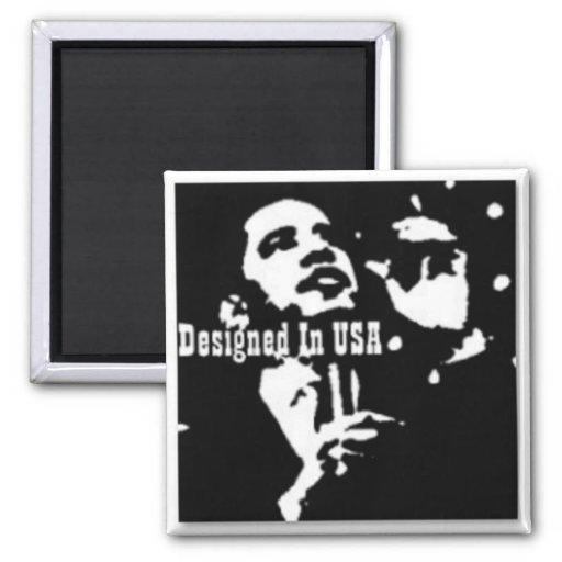 Obama modificó los accesorios para requisitos part imán cuadrado