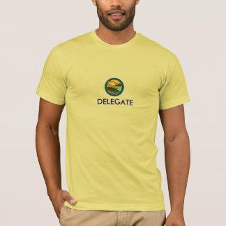 Obama MONTANA DELEGATE T-Shirt