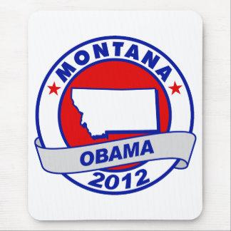 Obama - Montana Mouse Pad