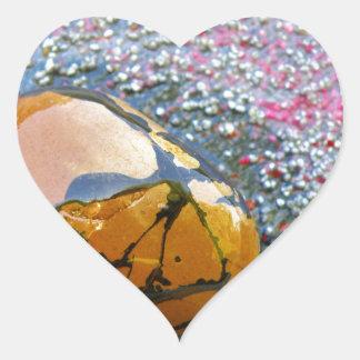 Obama Moon Heart Sticker