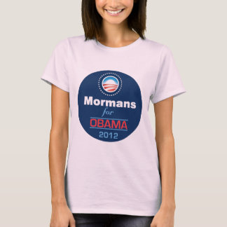 Obama MORMANS T-Shirt