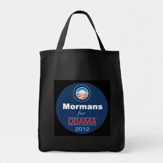 Obama MORMANS Tote Bag