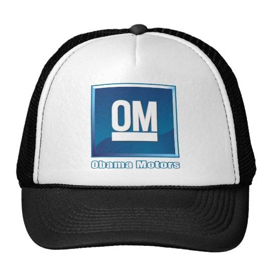 Obama Motors logo Trucker Hat