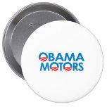Obama Motors Pin