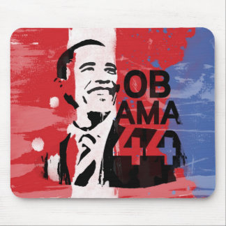 Obama Mouse Pad also pins