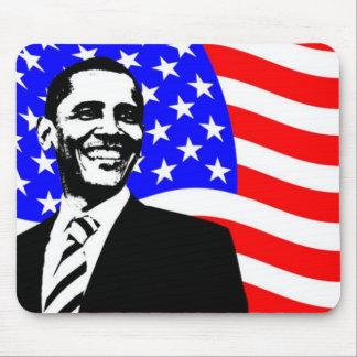 obama mousemat mousepad
