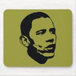 Obama Mousepad Alfombrillas De Ratón