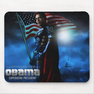 OBAMA MOUSEPAD ALFOMBRILLAS DE RATONES